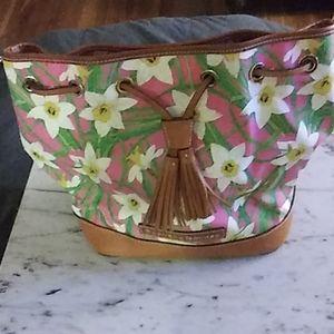 Dooney&Bourke floral print purse